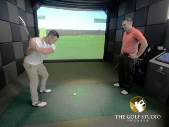 51% off Golf Lesson with HD Simulator - £17