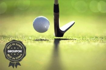 Day of Golf For Two (£17) or Four (£33) at Consett and District Golf Club (69% Off)