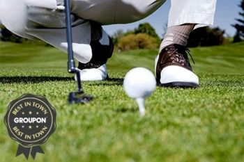 18-Holes of Golf with Bacon Roll & Coffee From £24 at Teign Valley (Up to 57% Off)