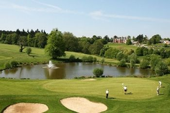 Day of Golf For Two (£29) or Four (£54) at Westerham Golf Club (Up to 78% Off)