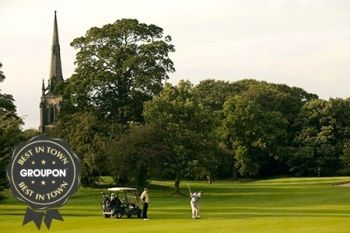 Round of Golf For One (£19) or Two (£34) at Oulton Hall (Up to 62% Off)