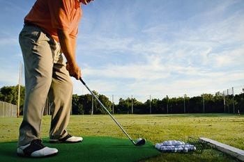 Bishopbriggs: Two-Hour Golf Lesson with Trackman Analysis from £15 (Up to 69% Off)