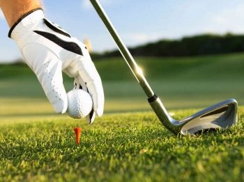 58% off Two-Hour 'Trackman' Golf Lesson - £19