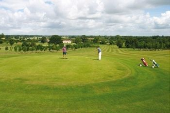 Golf Day With Driving Range Plus Snacks from £17 at Oaksey Park (Up to 66% Off)