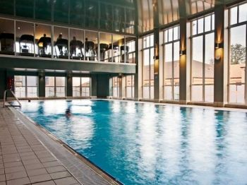 One Day Leisure Pass for Two worth £30 at Leisure & Spa at Forest Pines Hotel & Golf Resort, A QHotel