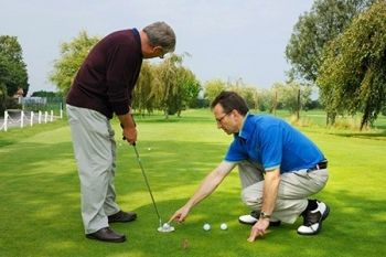The Golf Swing Company: 45-Minute (£15) or 90-Minute Lesson (£29) (Up to 64% Off)