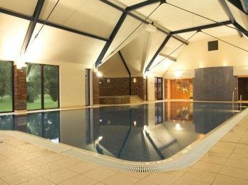 One Day Leisure Pass for Two worth £30 at Leisure & Spa at Aldwark Manor Golf & Spa Hotel, A QHotel