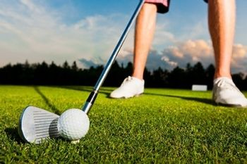 Driving Range Balls With Pizza For Two (£6) or Four (£10) at Castle Golf (Up to 72% Off)