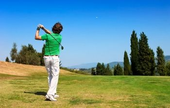 Fore! A £15 round of golf for two people, worth £36 at Torphin Hill Golf Club – save up to 58% and enjoy snacks and hot drinks