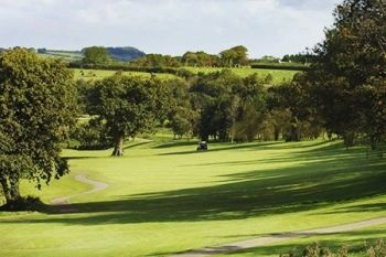 Golf: 18-Holes With Coffee For Two, £19 at Trethorne Hotel & Golf Club (52% Off)