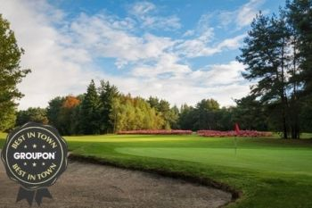 Tilgate Forest Golf Club: Two Rounds Plus Coffee For Two £19.50 (Up to 70% Off)