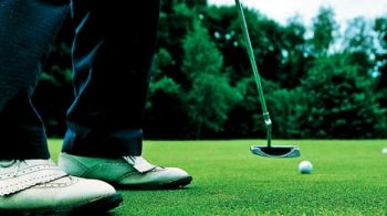 40% off Golf Lesson with a PGA Golf Pro and 18 Holes at Marriott Tudor Park