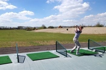 Driving Range: 102 Balls With Soup from £10 at White Horse Country Park (Up to 56% Off)