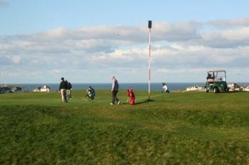18-Holes of Golf Plus Bacon Roll and Coffee For Two £26 at Bude & North (51% Off)