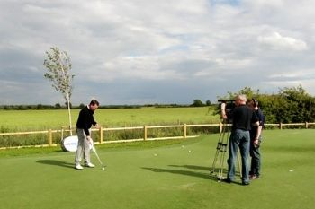 John Letters Golf Academy: Two Lessons For One (£24) or Two (£38) (Up to 76% Off)