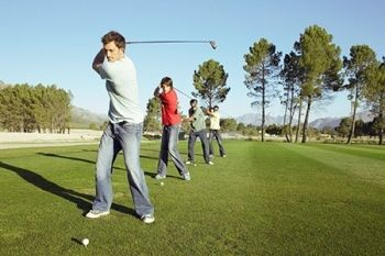 Waterstock Golf Academy: Four 60-Minute PGA Lessons for £25 (65% Off)