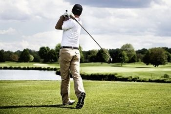 Golf: PGA Lesson For One (£18) or Two-Hour Simulator Hire For Up to Four (£25) (Up to 64% Off)