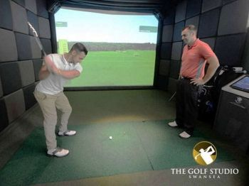 50% off Two Hours in Golf Simulator - £15