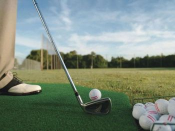 64% off Two-Hour Golf Lesson with PGA Professional - £25