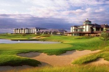 Co. Laois: 1 or 2 Nights For Two from £119 at 5* Heritage Golf & Spa Resort (Up to 52% Off)