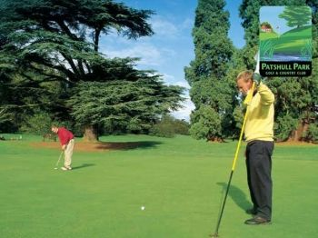 48% off 18 Holes of Golf with Breakfast for Two - £24