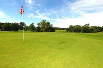 Blacknest Golf & Country Club: 18-Holes and Breakfast For Two £19 at (Up to 68% Off)
