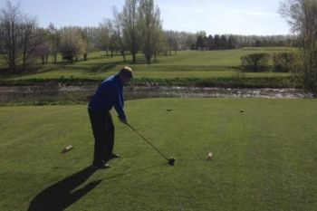 Two Rounds of Golf For Two (£18.75) or Four (£37.50) at Breedom Priory Golf Centre (65% Off)