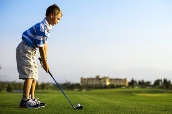Junior Golf: Six Lessons for £12 with Matthew Evans PGA Professional