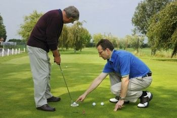 The Golf Swing Company: 45-Minute (£15) or 90-Minute Lesson (£29) (Up to 68% Off)