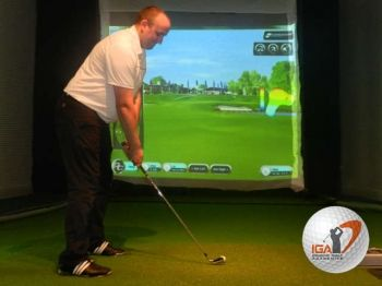 70% off Two-Hour Golf Simulation Session for Four - £29