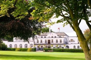 Shropshire: 1 Night With With Breakfast, Dinner and Two Rounds of Golf from £85 at Hawkstone Park Hotel