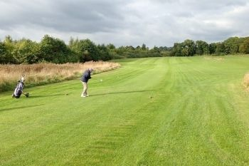Full Day's Play on Greys Green Golf Course With Coffee For Two or Four from £14