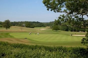 Golf: 18 Holes Plus Meal from £19.95 at Hamptworth Golf and Country Club (Up to 56% Off)