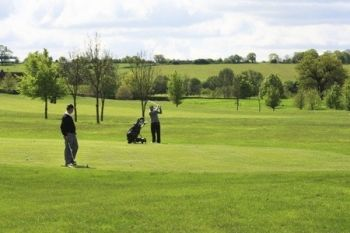 Nazeing Golf Club: Full Day's Play With Bacon Roll and Hot Drink For Two or Four from £28 (Up to 82% Off)