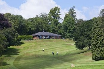 18 Holes With Coffee and Bacon Roll For Two or Four for £19 at Dorking Golf Club (Up to 78% Off)