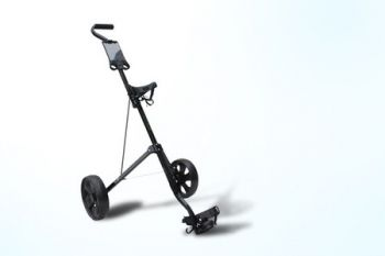 Hillman Golf Trolley from £24.98 With Delivery Included (Up to 71% Off)