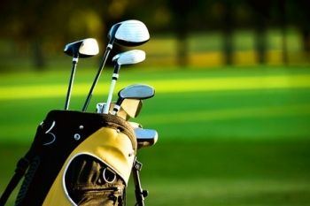 Birchwood Park Golf Centre: 18 Holes and Burger For Two or Four from £15 (Up to 69% Off)