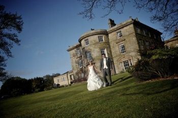 Wedding Package For 50 Day and 75 Evening Guests for £1,999 at Shaw Hill Golf and Spa Hotel (56% Off)