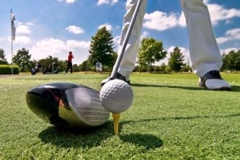 Golf Day With Driving Range Plus Breakfast from £17 at Oaksey Park
