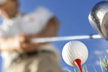 Golf Range Lessons from £19 with Garry Moore EuroPro Tour Player (Up to 67% Off)
