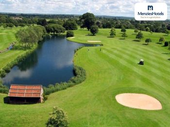 69% off 18 Holes of Golf for Two People with Lunch - £29