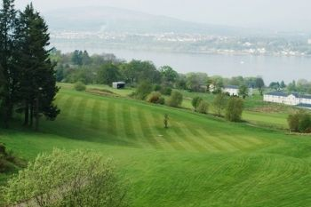 4* Gleddoch House Hotel: 18 Holes of Golf With Lunch For One or Two from £19.95 (Up to 65% Off)