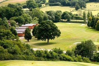Exeter: 2 Nights For Two With Dinner and Golf for £139 at Fingle Glen Golf Hotel