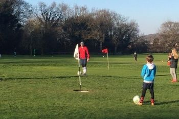 Footgolf: Nine Holes For Two People from £5.95 at Choice of Locations with Complete Golf (Up to 52% Off)