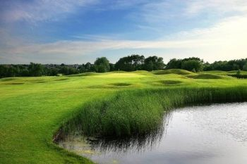 Round of Golf For Two from £27 at Herons' Reach Golf Course, Village Hotel Blackpool (Up to 79% Off)