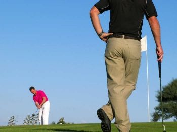 50% off Round of Golf for Two - £25