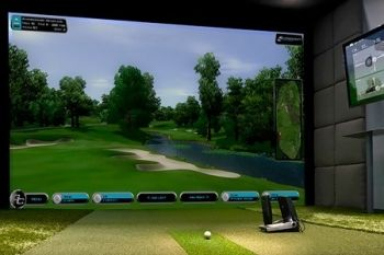 Golf Academy Staverton Park: Two-Hour Simulator Experience For Up to Eight from £19 (Up to 87% Off)
