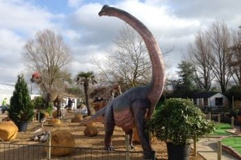 Family Ticket to Jurassic Golf from £9 with Golf Attractions (Up to 60% Off)