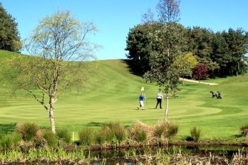 18 Holes of Golf With Soup and a Roll from £17 at St Michaels Golf Club