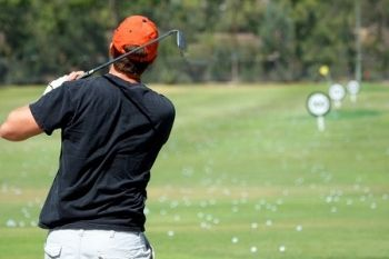 Lincoln Golf Centre: 18 Holes and 90 Range Balls For Two or Four from £13.50 (Up to 61% Off)